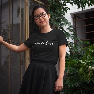 Wandaerlust T-Shirt (3 Colors Sizes S - 2X)